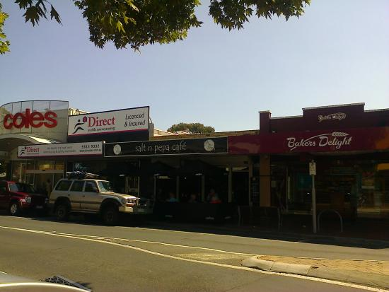 Salt n Pepa Cafe - Accommodation Rockhampton