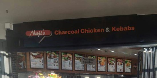 Naji's Charcoal Chicken  Kebabs - Accommodation Rockhampton