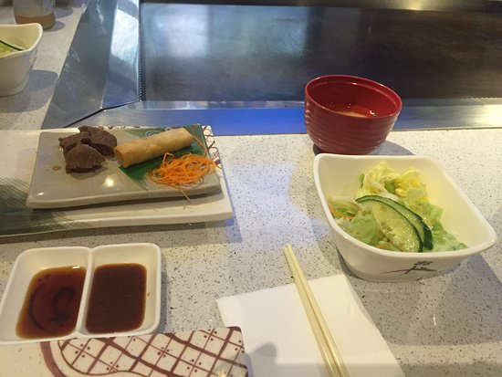Fukusui Japanese Teppanyaki Restaurant - Accommodation Rockhampton