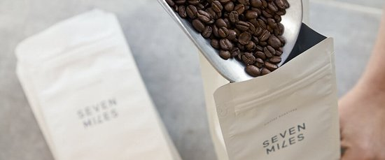 Seven Miles Coffee Roasters - Accommodation Rockhampton