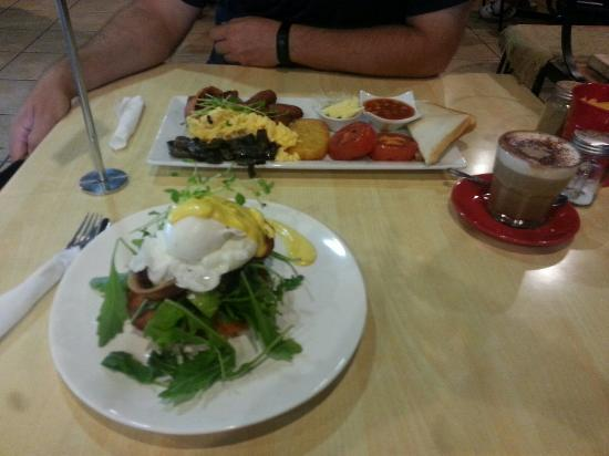 Ginger Root Cafe - Accommodation Rockhampton