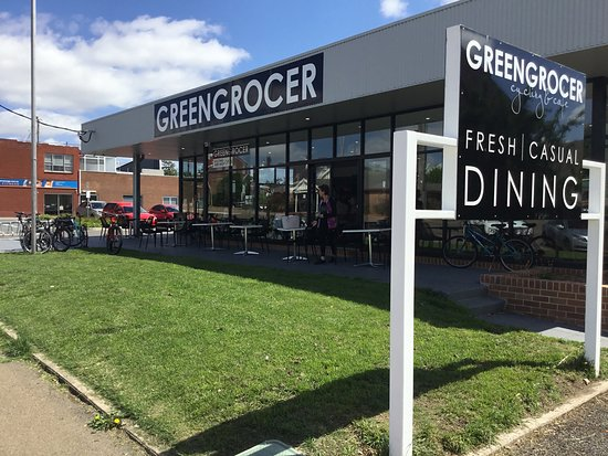 Greengrocer Cafe - Accommodation Rockhampton