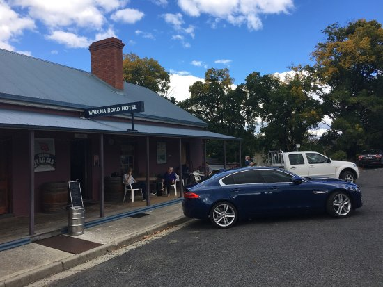 Walcha Road Hotel - Accommodation Rockhampton
