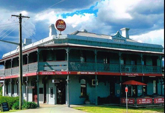The Oriental Hotel Tumut - Accommodation Rockhampton