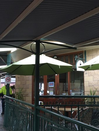 The Terrace Cafe - Accommodation Rockhampton