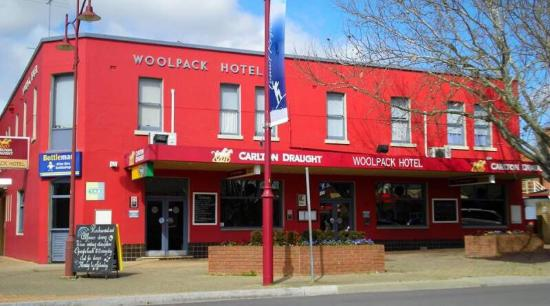 Woolpack Hotel Tumut - Accommodation Rockhampton