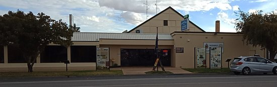 Balranald Ex-Services Club - Accommodation Rockhampton