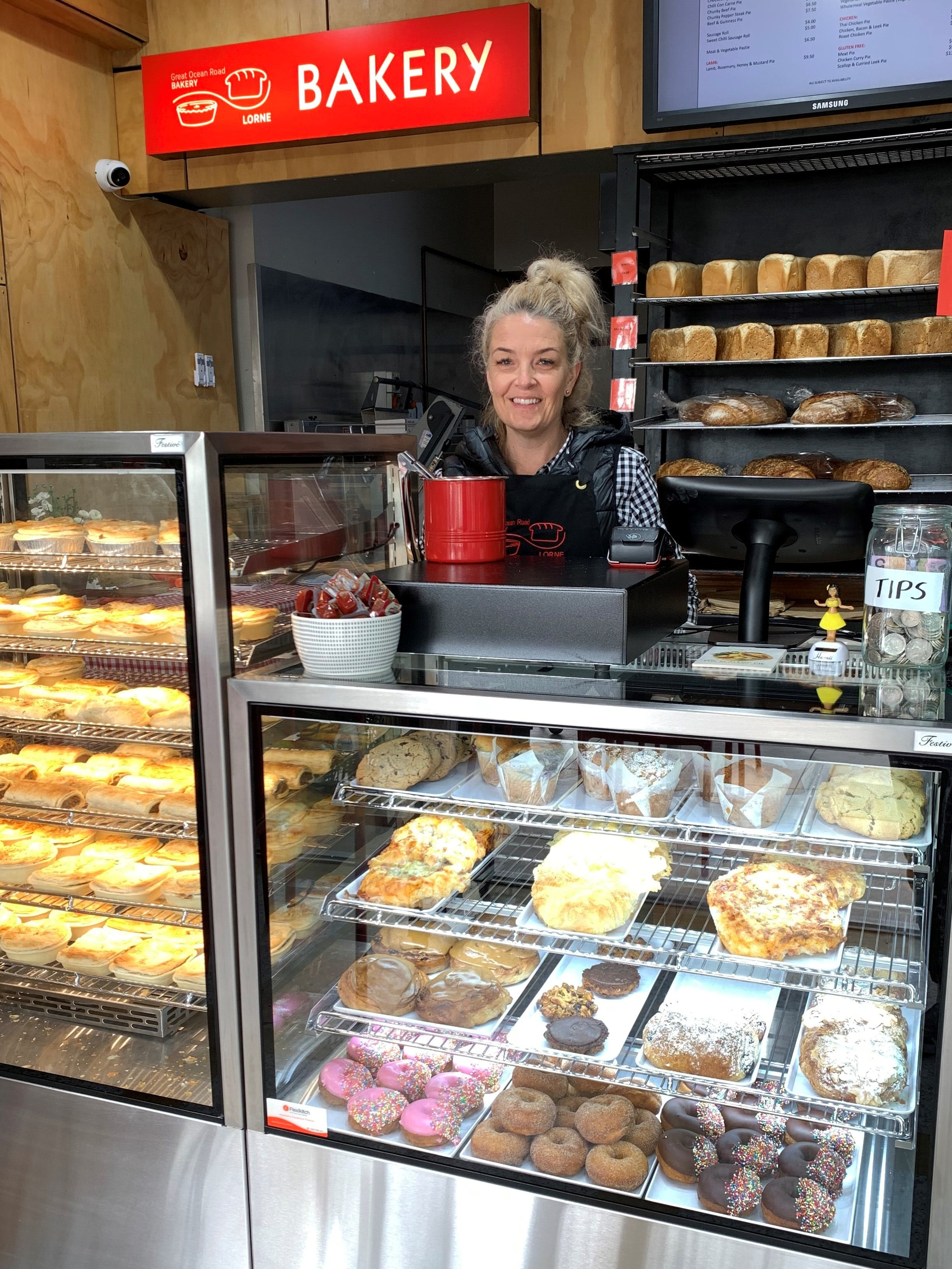 Great Ocean Road Bakery - Accommodation Rockhampton