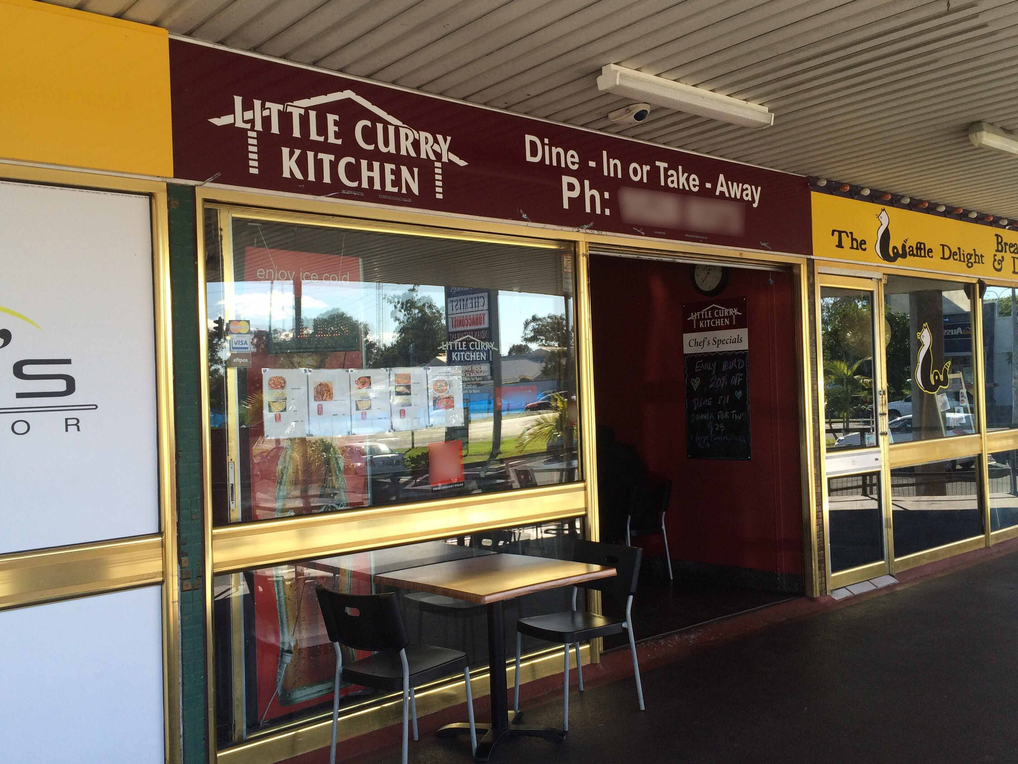 Little Curry Kitchen - Accommodation Rockhampton