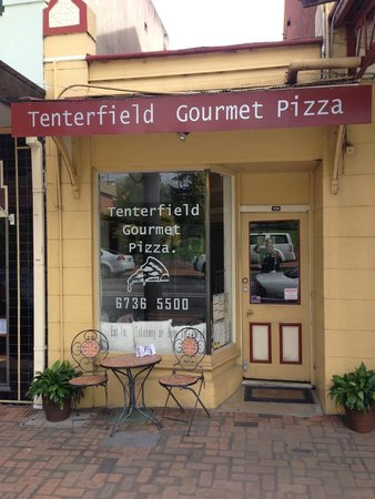 Tenterfield Gourmet Pizza - Accommodation Rockhampton
