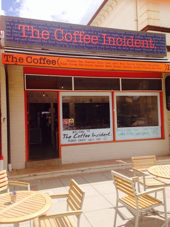 The Coffee Incident - Accommodation Rockhampton