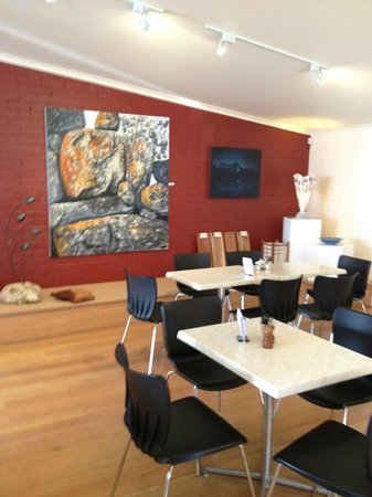 Artifakt Gallery and Cafe - Accommodation Rockhampton