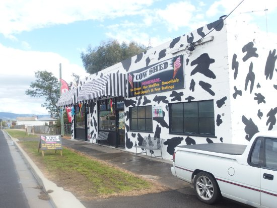 The Cow Shed - Accommodation Rockhampton