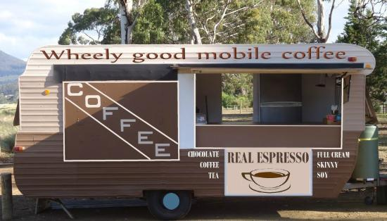 Wheel Good Mobile Coffee - Accommodation Rockhampton