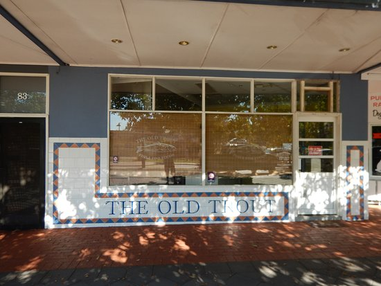 The Old Trout - Accommodation Rockhampton
