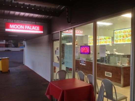 Moon Palace Chinese Restaurant - Accommodation Rockhampton