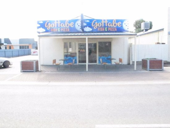 GOTTABEFISH - Accommodation Rockhampton