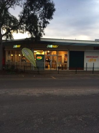 Subway - Accommodation Rockhampton