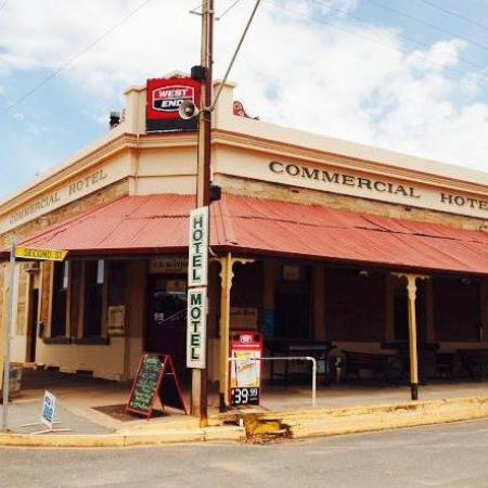 Commercial Hotel Orroroo - Accommodation Rockhampton