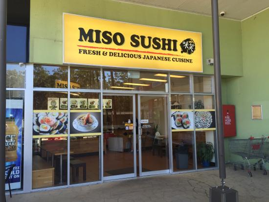 Miso Sushi - Accommodation Rockhampton
