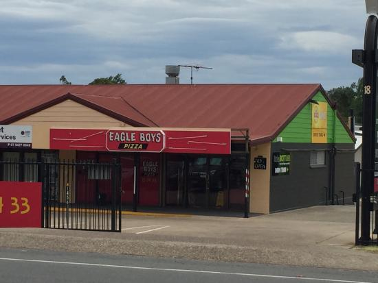 Eagle Boys Pizza - Accommodation Rockhampton