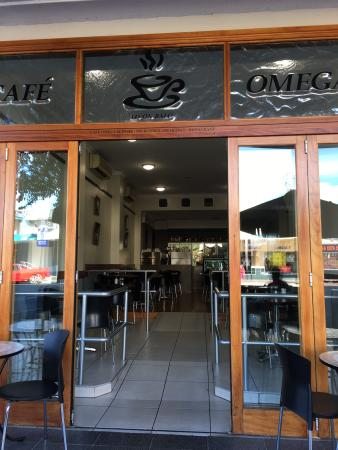 Cafe Omega - Accommodation Rockhampton