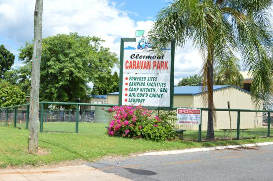 Clermont Caravan Park - Accommodation Rockhampton