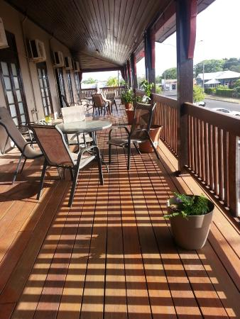 Commercial Hotel Clermont - Accommodation Rockhampton