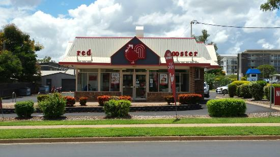 Red Rooster - Accommodation Rockhampton