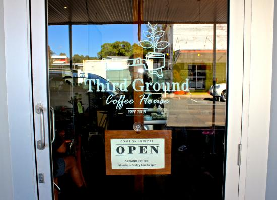 Third Ground Coffee House - Accommodation Rockhampton