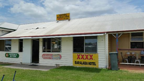 Baralaba Hotel - Accommodation Rockhampton