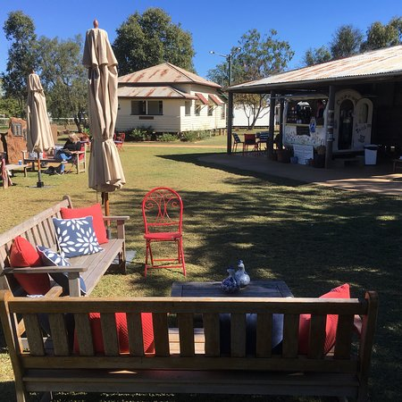 Rolleston Coffee Cart - Accommodation Rockhampton