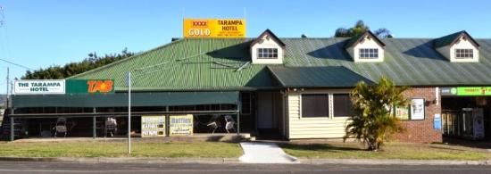 Tarampa Hotel - Accommodation Rockhampton