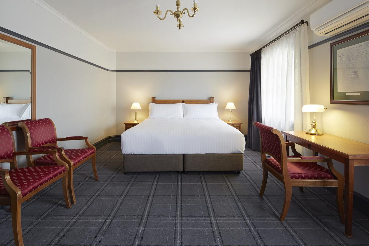 Brassey Hotel - Managed by Doma Hotels - Accommodation Rockhampton