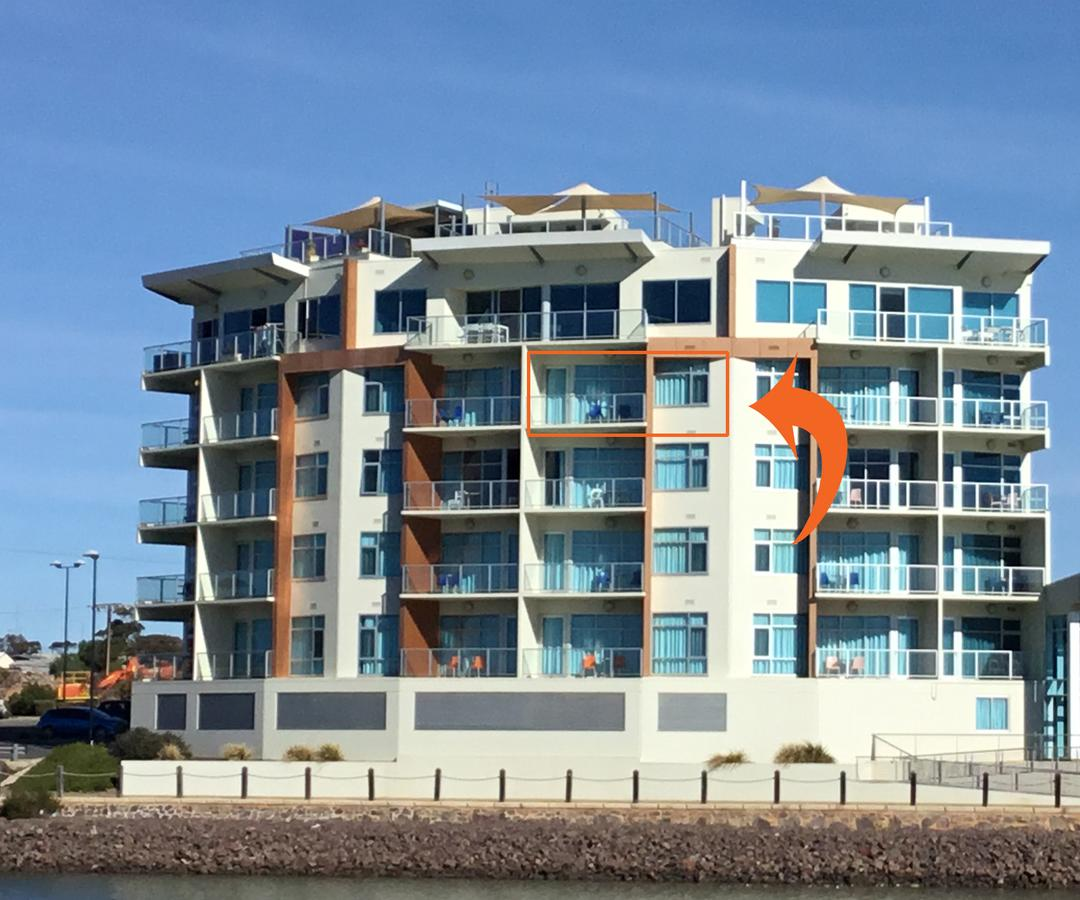 Wallaroo Marina Waterfront Luxe Apartment - Accommodation Rockhampton