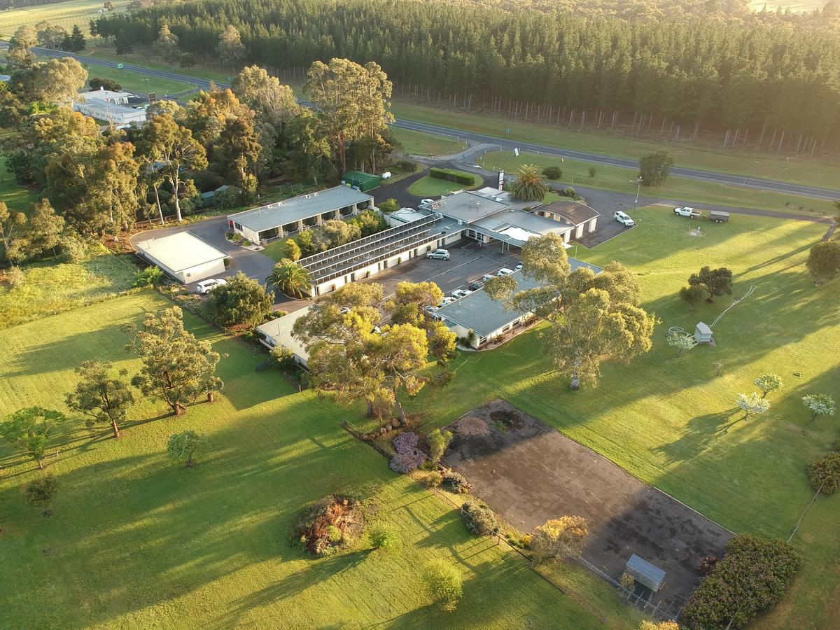 William Macintosh Motor Lodge - Accommodation Rockhampton
