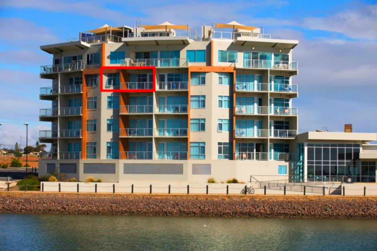Wallaroo Marina Luxury Apartment - Accommodation Rockhampton