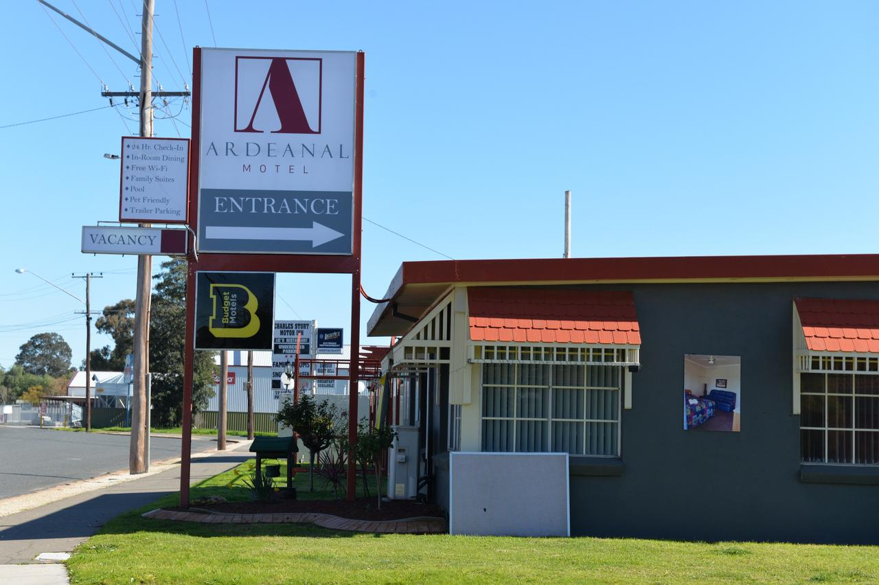 Ardeanal Motel - Accommodation Rockhampton