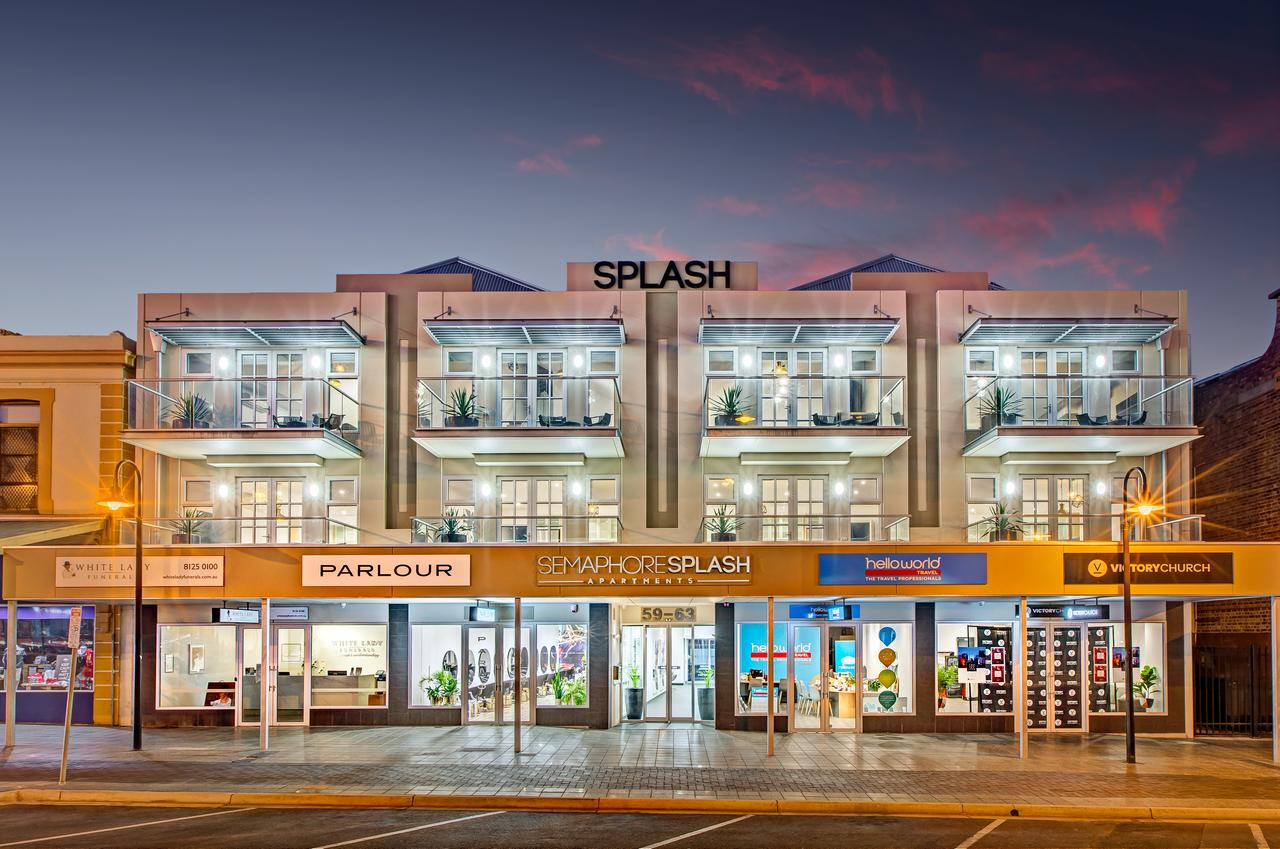 Semaphore Splash Apartments - Accommodation Rockhampton