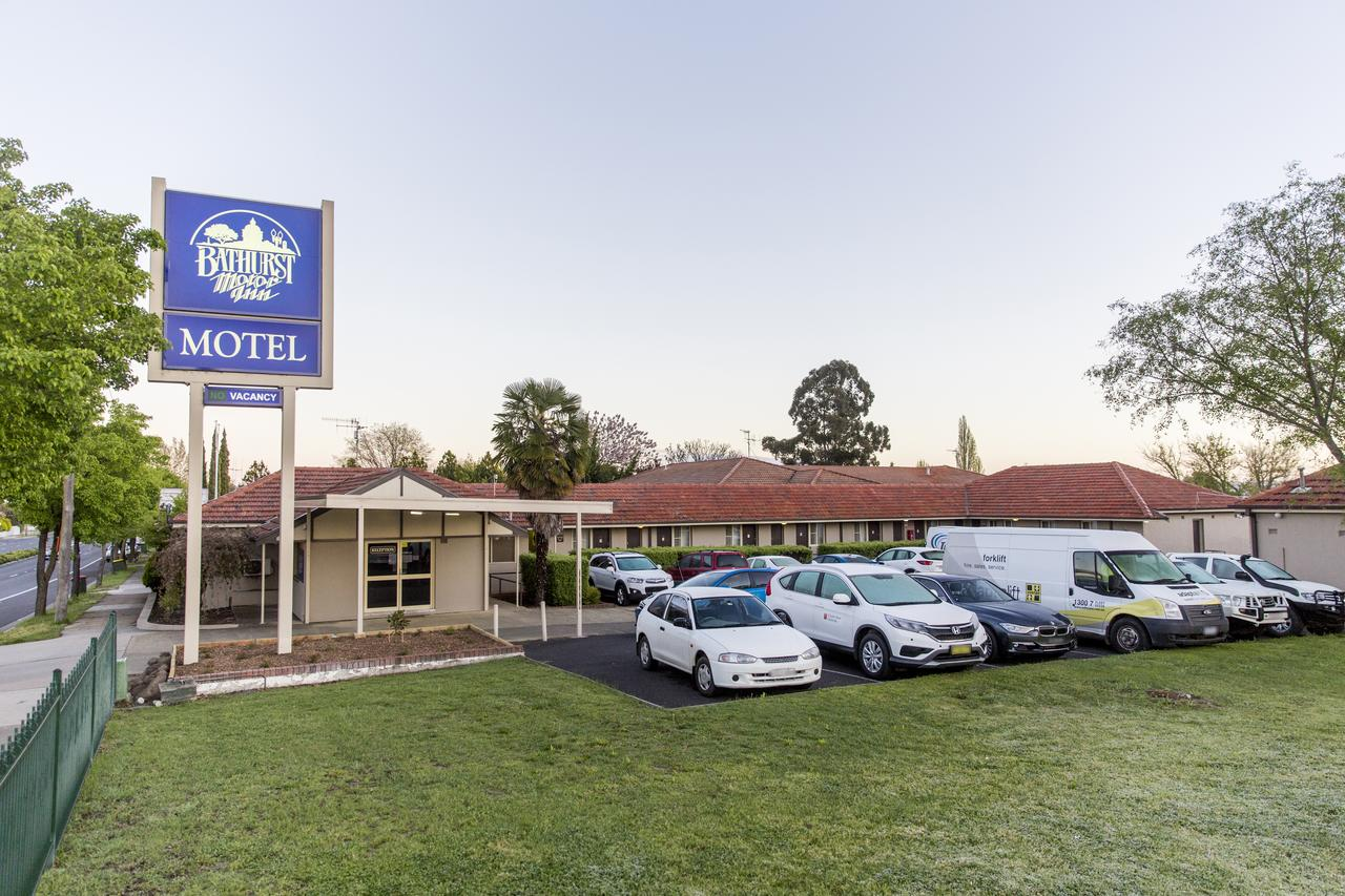 Bathurst Motor Inn - Accommodation Rockhampton