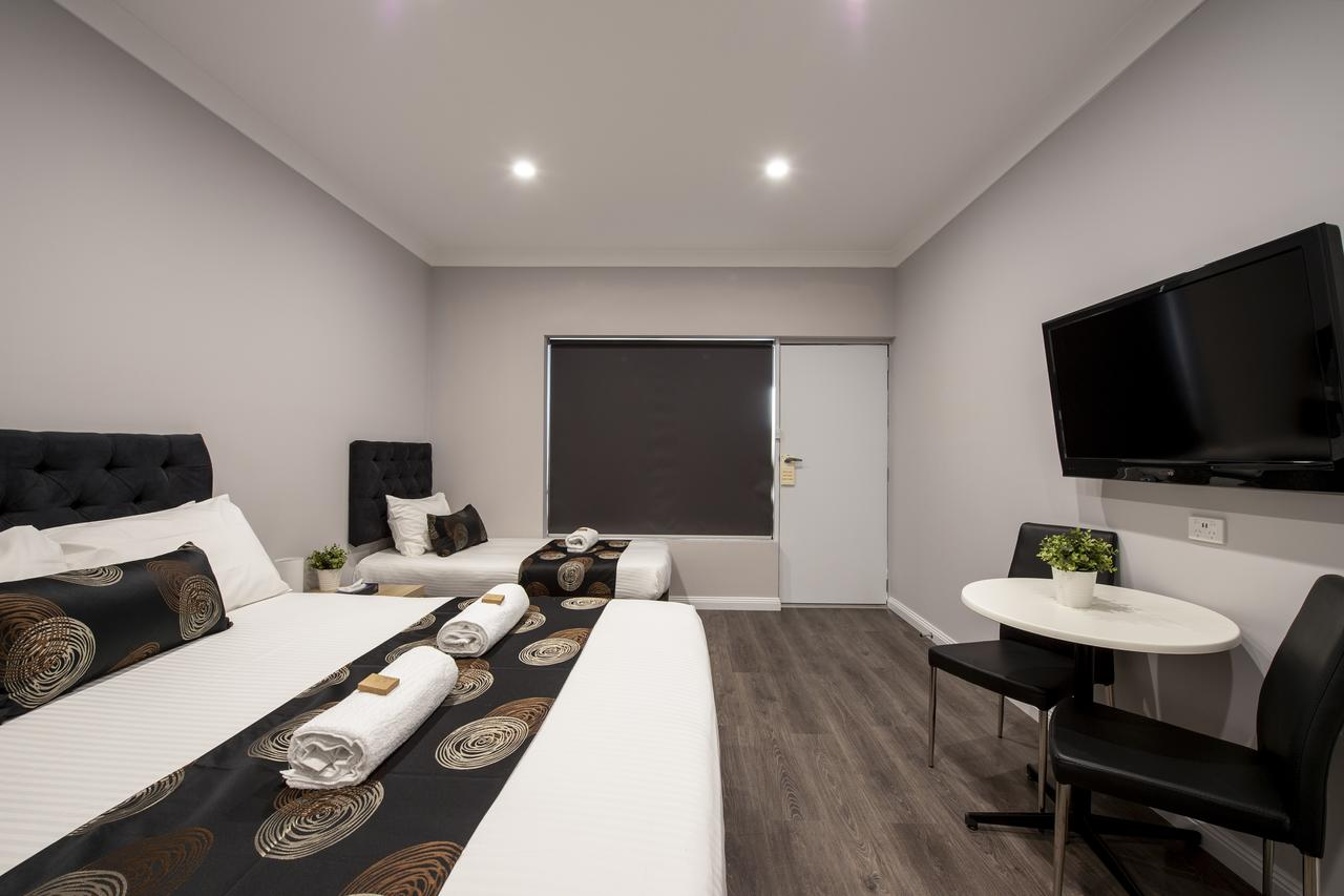 City Centre Motel Hotel - Accommodation Rockhampton