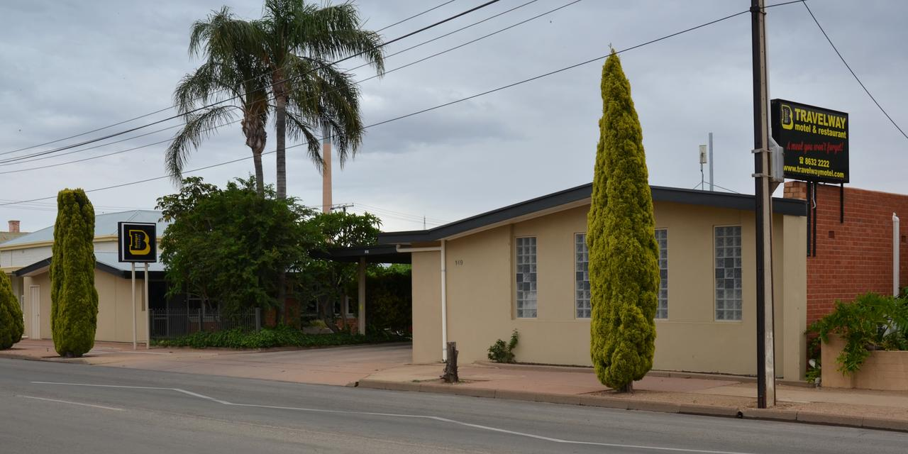 Travelway Motel - Accommodation Rockhampton