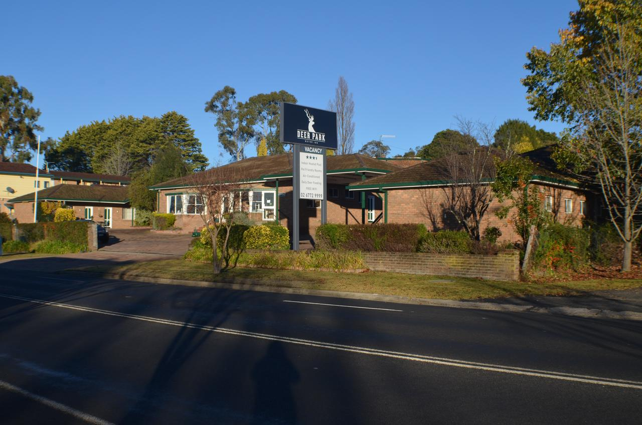 Deer Park Motor Inn - Accommodation Rockhampton