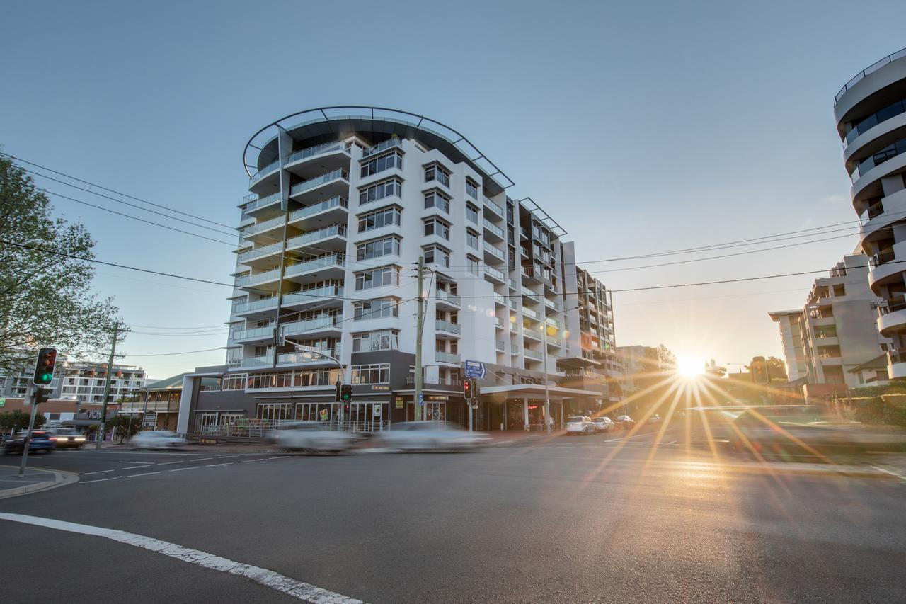 Adina Apartment Hotel Wollongong - Accommodation Rockhampton