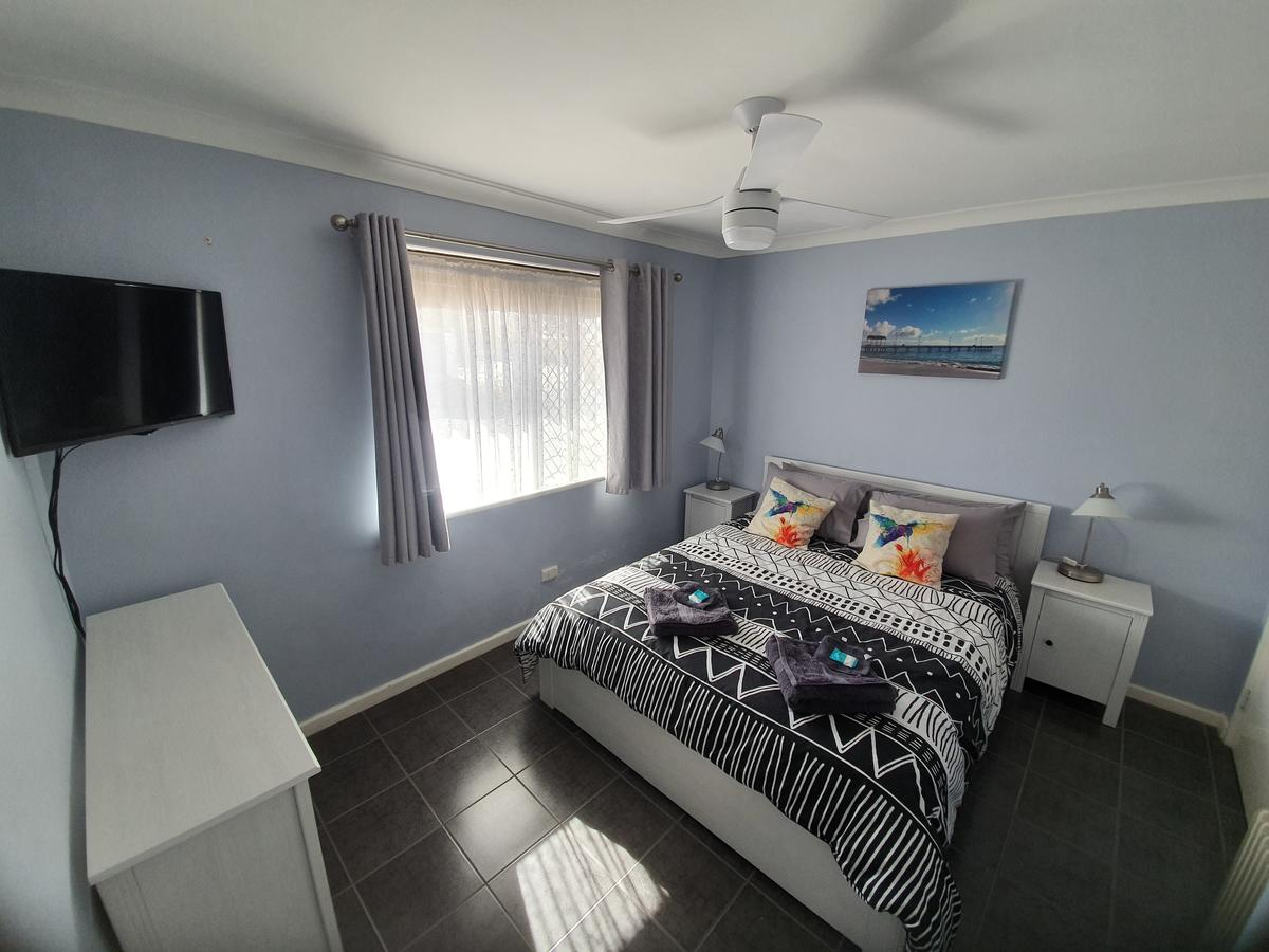 Ocean Beach Chalet 18 - Accommodation Rockhampton