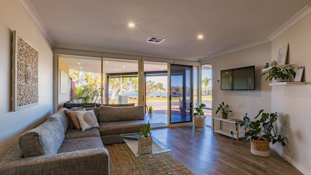 Starboard Views Kalbarri - River Front Apartment - Accommodation Rockhampton