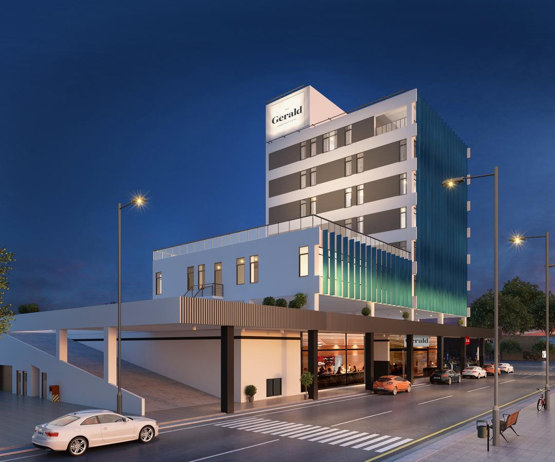 The Gerald Apartment Hotel - Accommodation Rockhampton