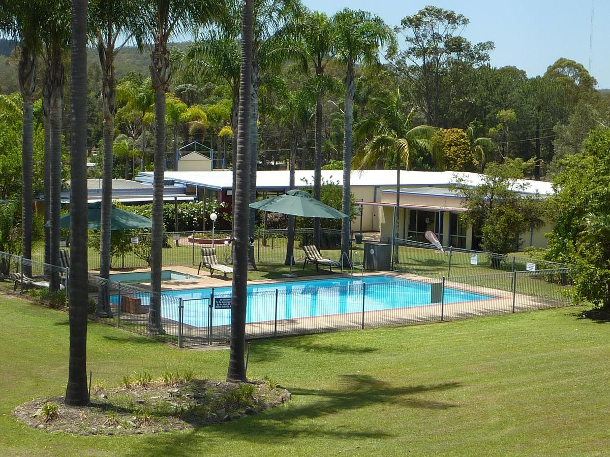 Kempsey Rose Motor Inn - Accommodation Rockhampton