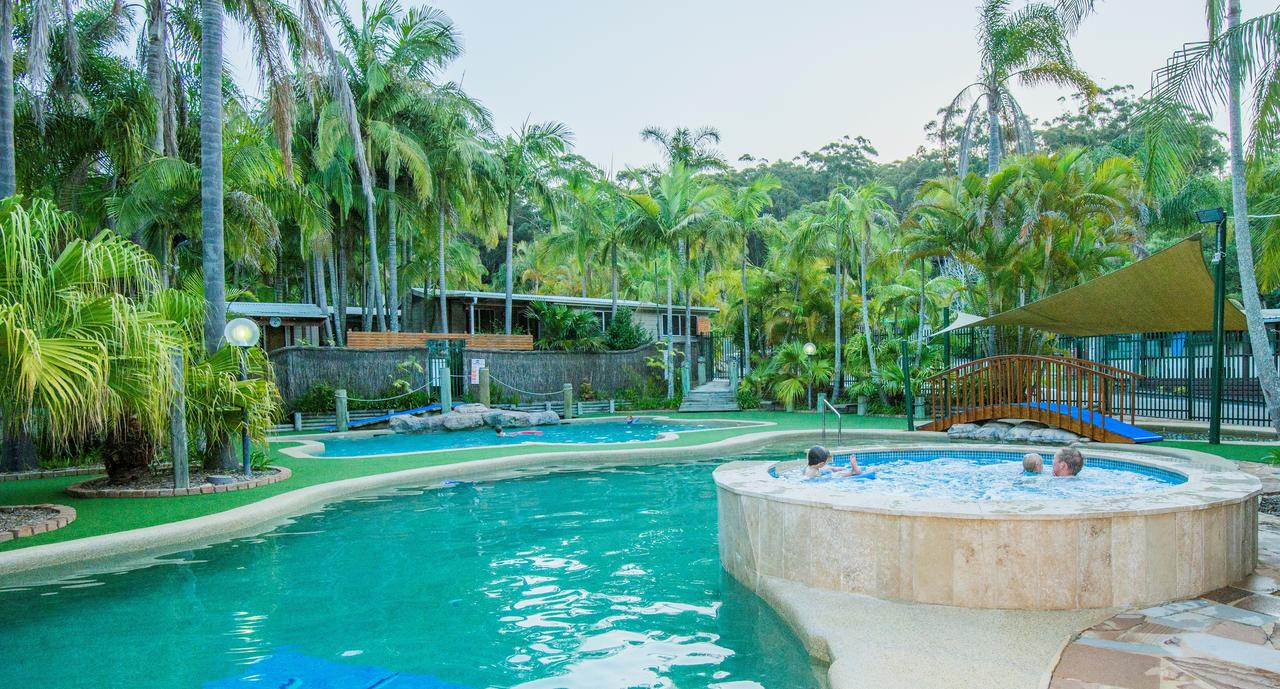The Palms At Avoca - Accommodation Rockhampton