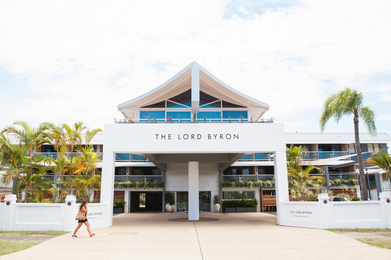 The Lord Byron - Accommodation Rockhampton